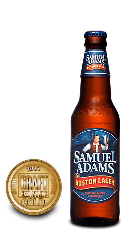 2013 craft beer awards | Boston Lager - Lager/Vienna