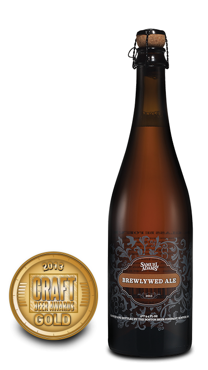 2013 craft beer awards | Brewlywed Ale - Belgian Strong Ale