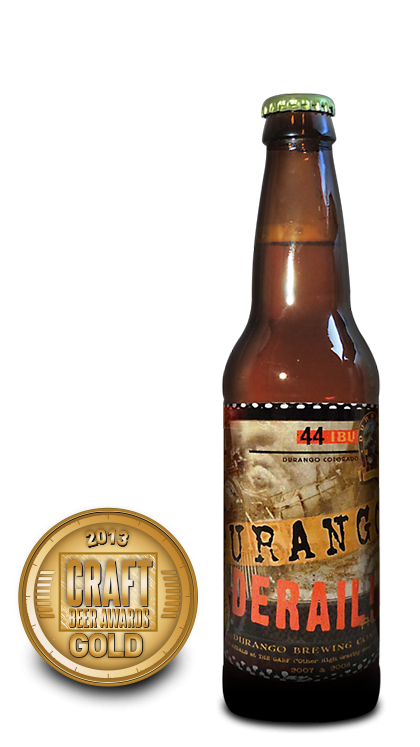 2013 craft beer awards | Derail Ale - American Strong Ale