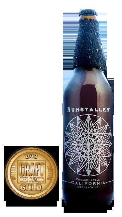 2013 craft beer awards | DiGregorio California - Barley Wine