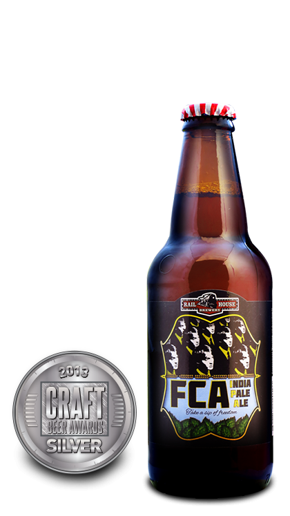 2013 craft beer awards | FCA - Indian Pale ALe
