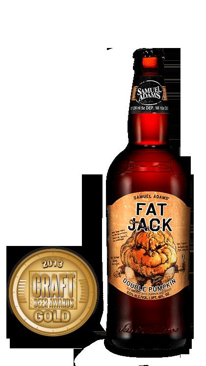 2013 craft beer awards | Fat Jack - Pumpkin Ale