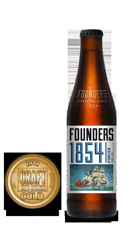 2013 craft beer awards | 1854 Porter
