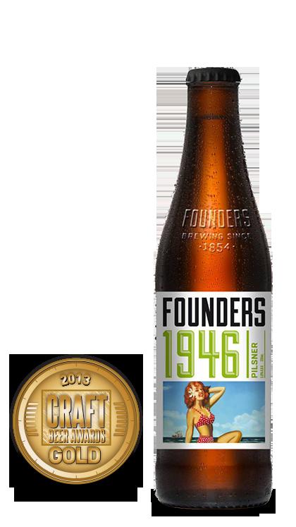 2013 craft beer awards | 1946 Pilsner
