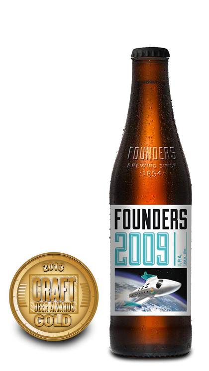 2013 craft beer awards | 2009 Indian Pale Ale