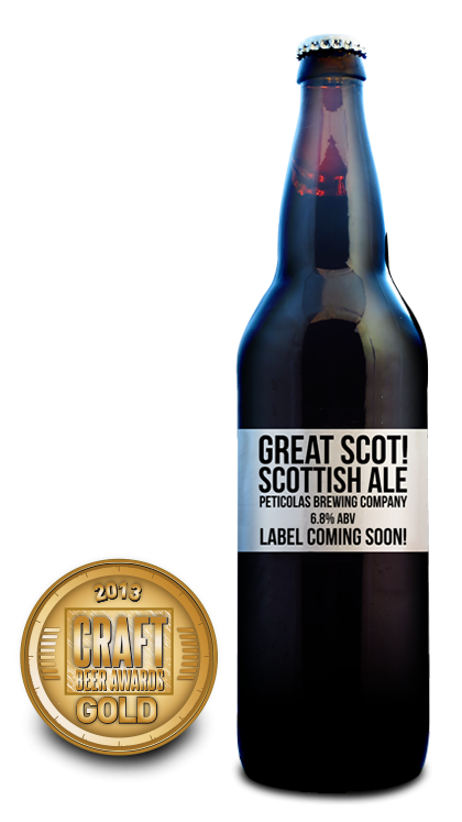 2013 craft beer awards | Great Scot! - Scottish Ale