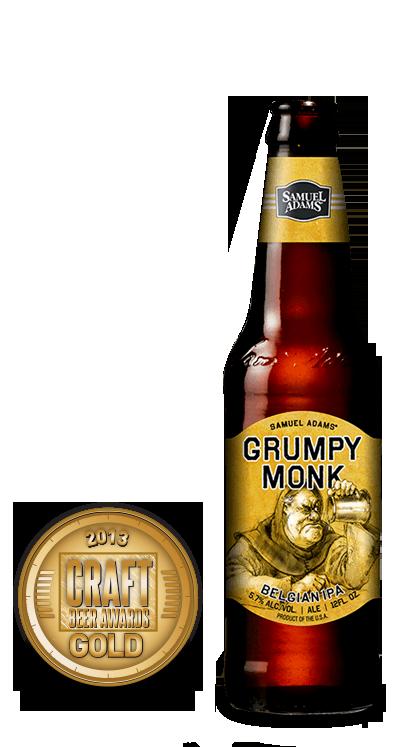 2013 craft beer awards | Grumpy Monk - Belgian IPA