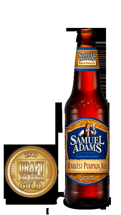 2013 craft beer awards | Harvest Pumpkin Ale