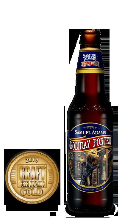 2013 craft beer awards | Holiday Porter