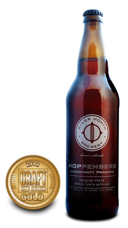 2013 craft beer awards | Hoppenberg Uncertainty Principle - Double IPA