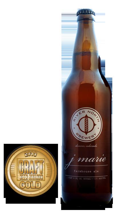 2013 craft beer awards | J. Marie Saison