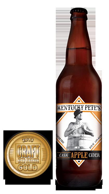 2013 craft beer awards | Cask Apple Cider