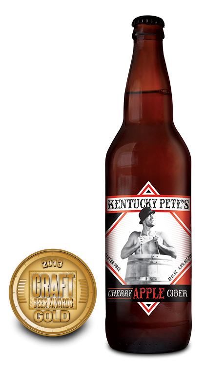 2013 craft beer awards | Cherry Apple Cider