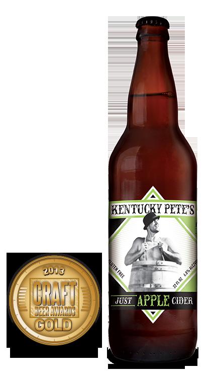 2013 craft beer awards | Just Apple Cider