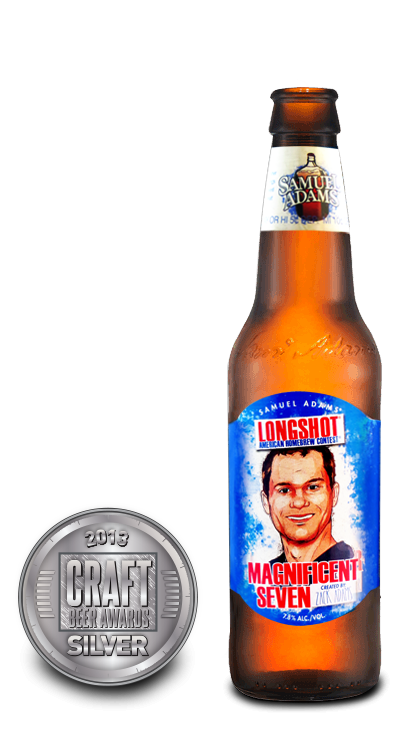 2013 craft beer awards | Magnificent Seven - American Double Imperial IPA