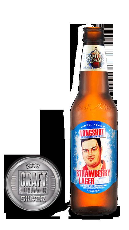 2013 craft beer awards | Strawberry Lager - Fruit Beer