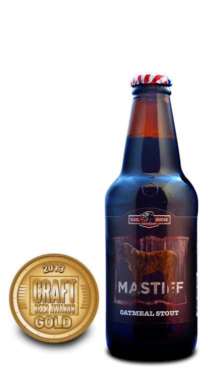 2013 craft beer awards | Mastiff - Oatmeal Stout