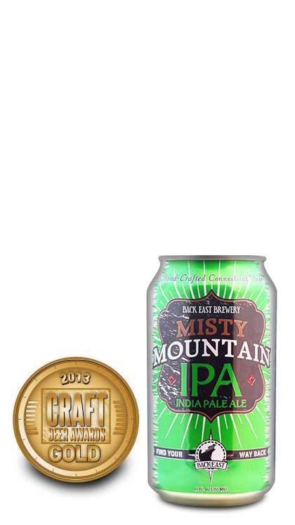 2013 craft beer awards | Misty Mountain - India Pale Ale