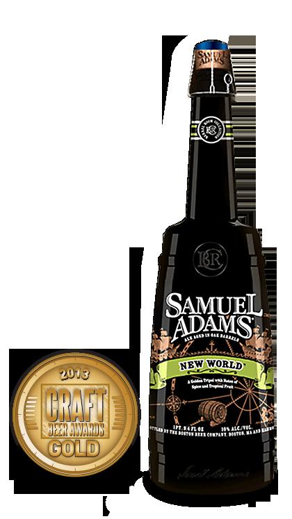 2013 craft beer awards | New World Tripel