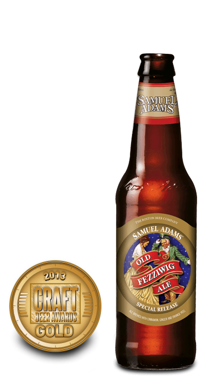 2013 craft beer awards | Old Fezziwig Ale