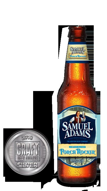 2013 craft beer awards | Porch Rocker - Fruit Beer