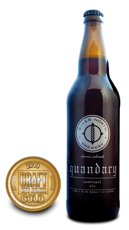 2013 craft beer awards | Quandary - Quadrupel