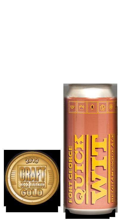 2013 craft beer awards | Quick Wit - Witbier