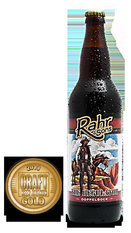 2013 craft beer awards | The Regulator - Doppelbock