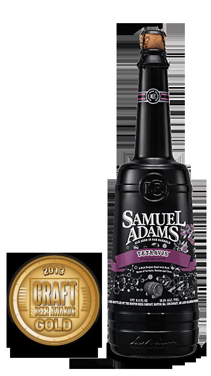 2013 craft beer awards | Tetravis - Quadrupel
