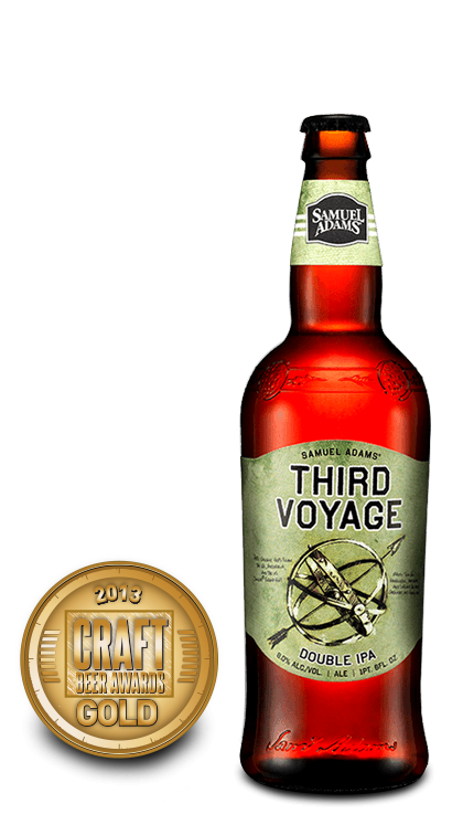 2013 craft beer awards | Third Voyage - Double IPA