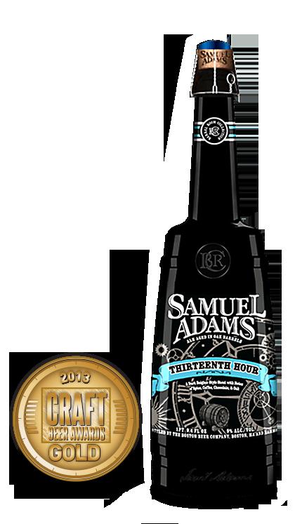2013 craft beer awards | Thirteenth Hour - Belgian Strong Dark Ale