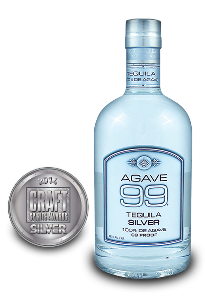 2014 craft spirits awards | Agave 99 Tequila Silver