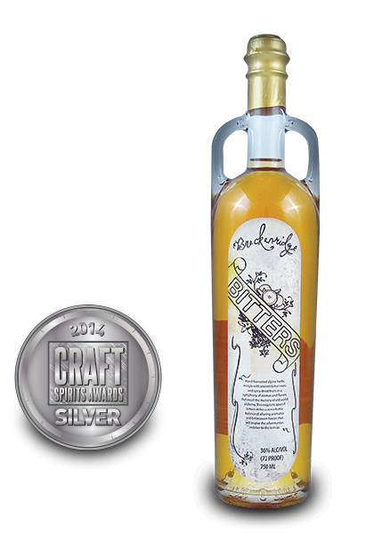 2014 craft spirits awards | Breckenridge-Bitters