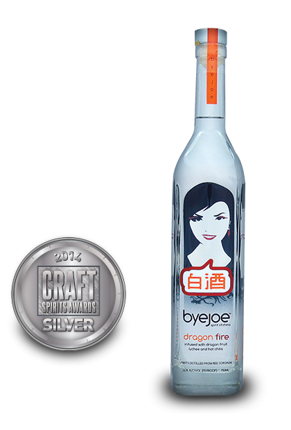 2014 craft spirits awards | Byejoe-Dragon-Fire