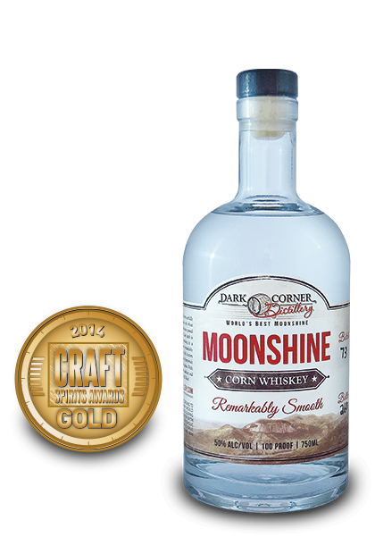 2014 craft spirits awards | Dark-Corner-Moonshine-Corn-Whiskey