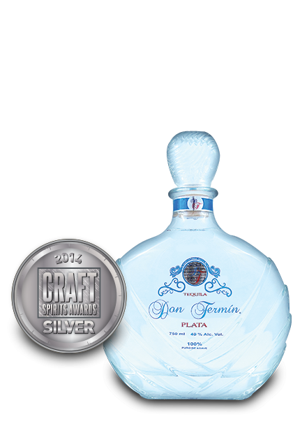 2014 craft spirits awards | Don-Fermin-Plata-Tequila