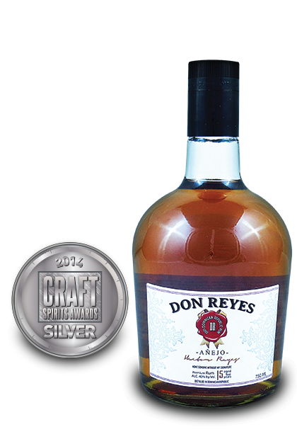 2014 craft spirits awards | Don-Reyes-Dominican-Rum-Anejo