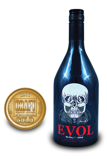 2014 craft spirits awards | Evol