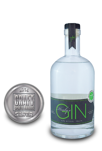 2014 craft spirits awards | Healys-Gin