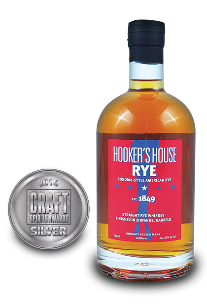 2014 craft spirits awards | Hookers-House-Rye