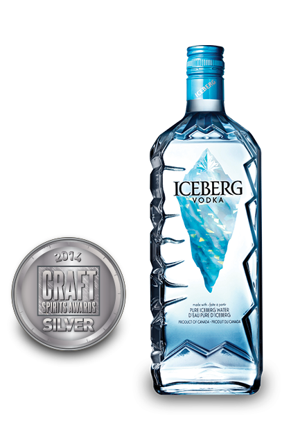 2014 craft spirits awards | Iceberg-Vodka