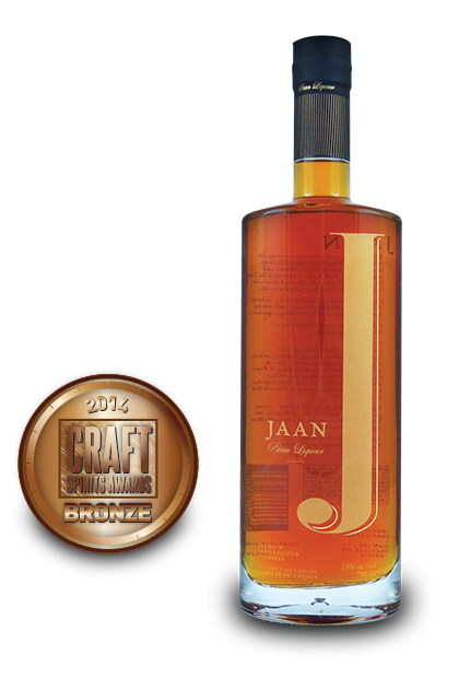 2014 craft spirits awards | Jaan-Paan-Liqueur