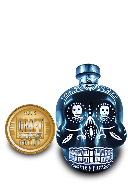 2014 craft spirits awards | KAH-Tequila-Anejo