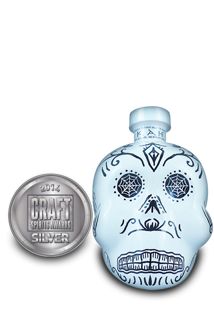 2014 craft spirits awards | KAH-Tequila-Blanco