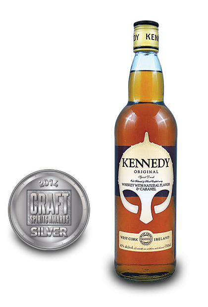 2014 craft spirits awards | Kennedy-Original-Whiskey