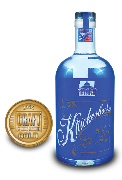 2014 craft spirits awards | Knickerbocker-American-Gin