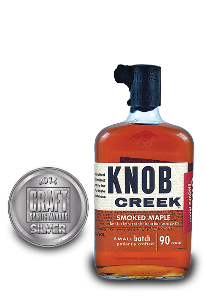 2014 craft spirits awards | Knob-Creek-Smoked-Maple-Kentuck-Straight-Bourbon-Whiskey