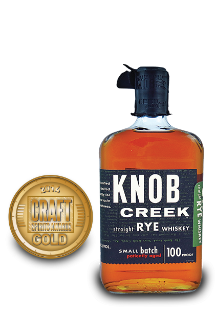 2014 craft spirits awards | Knob-Creek-Straight-Rye-Whiskey