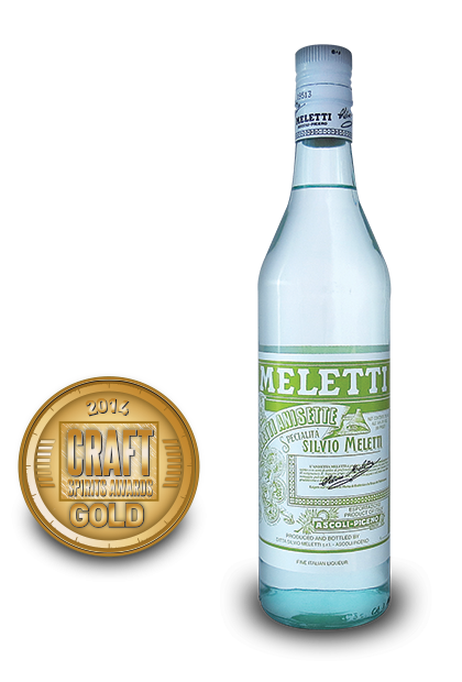 2014 craft spirits awards | Meletti-Anisette