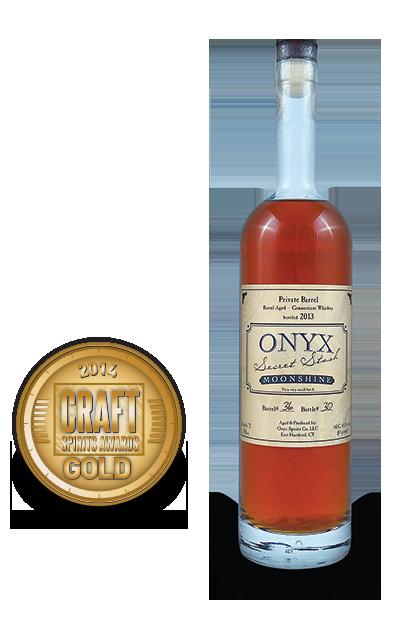 2014 craft spirits awards | Onyx-Secret-Stash-Moonshine